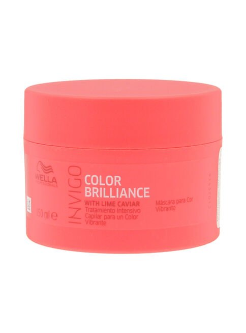 MÁSCARA BRILLIANCE CUIDADO COLOR  150ML WELLA