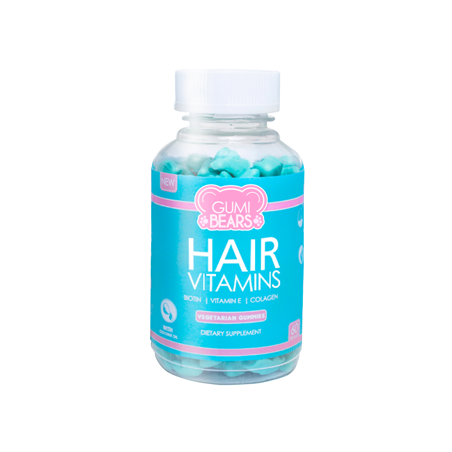 GUMI BEARS HAIR VITAMINS
